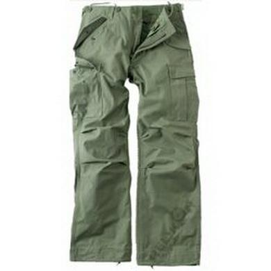 Kalhoty M51 OLIV