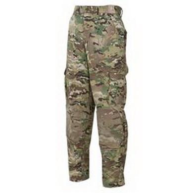 Kalhoty TRU XTREME rip-stop MULTICAM