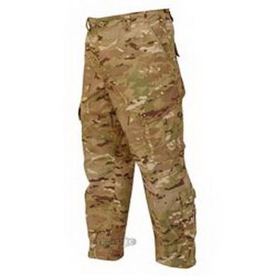 Kalhoty TRU MULTICAM rip-stop