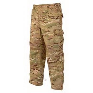 Kalhoty BDU MULTICAM rip-stop
