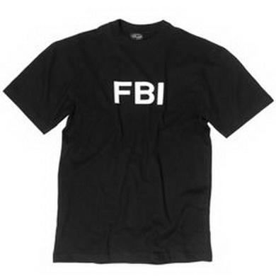 Tri�ko FBI