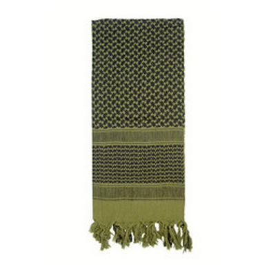 Šátek SHEMAGH OLIV