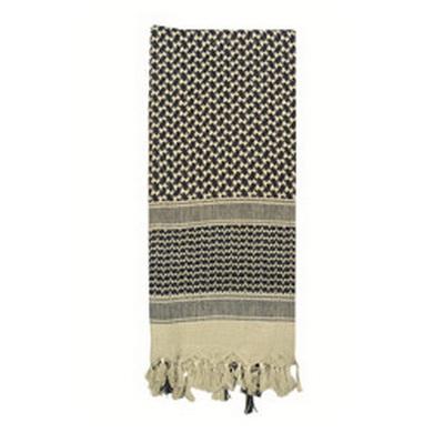 Šátek SHEMAGH KHAKI