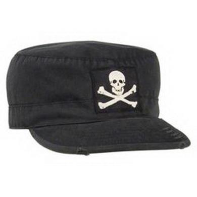 Èepice Vintage Fatigue pirát