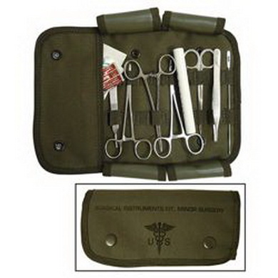 Chirurgický set US