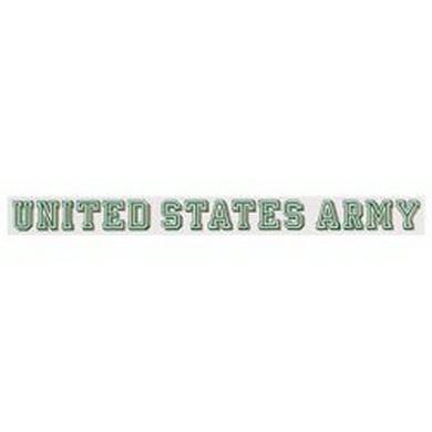 Samolepka na okno UNITED STATES ARMY