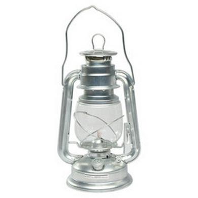 Petrolejová lampa 28cm ZINK