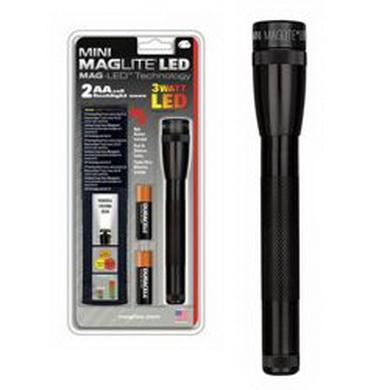 Svítilna LED 2-CELL MINI MAGLITE ÈERNÁ