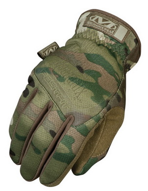 Rukavice Mechanix FastFit Multicam