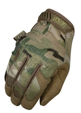Rukavice Mechanix Multicam Original