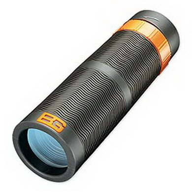 Monokular BUSHNELL 9x32 mm BEAR GRYLLS BLACK ROOF