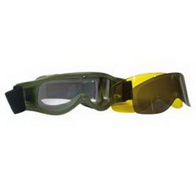 Brýle taktické BOLLÉ Defender OLIV