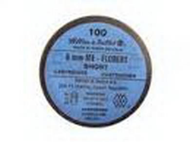 Flobertové náboje cal. 6mm kulièka 100ks