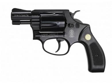 Plynový revolver Smith&Wesson Chiefs Special èerný plast cal.9mm