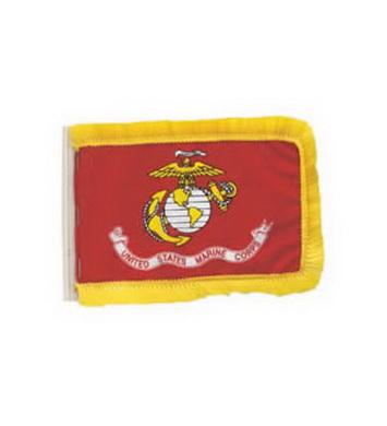 Vlajka USMC malá na tyèku