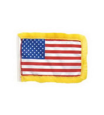 Vlajka US malá na tyèku