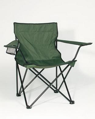 Židle RELAX Alu zelená