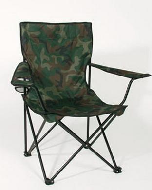 Židle RELAX Alu woodland