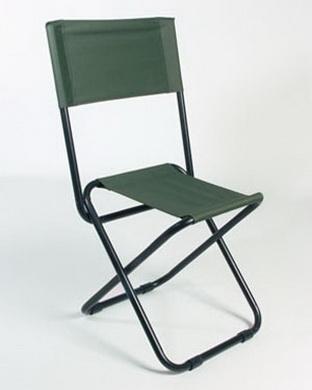 Židle s opìradlem zelená
