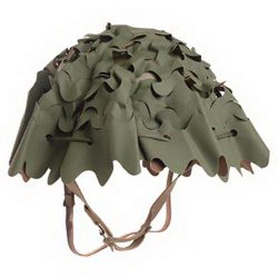 Potah na helmu plast FRANCIE F1 použitý