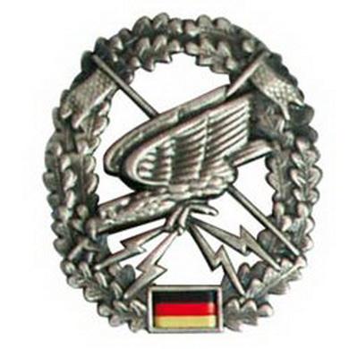 Odznak BW na baret Fernspähtruppe