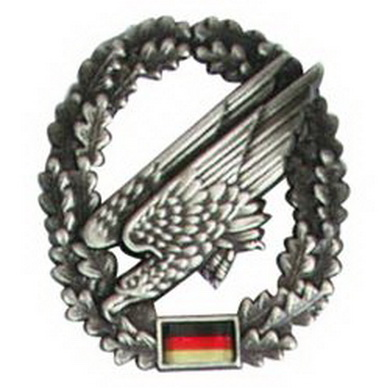 Odznak BW na baret Fallschirmjägertruppe