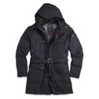 Kabát dámský XYLONTUM zimní TMAVÌ MODRÝ