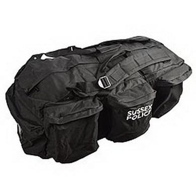 Taška/batoh transportní velká s popruhy ÈERNÝ