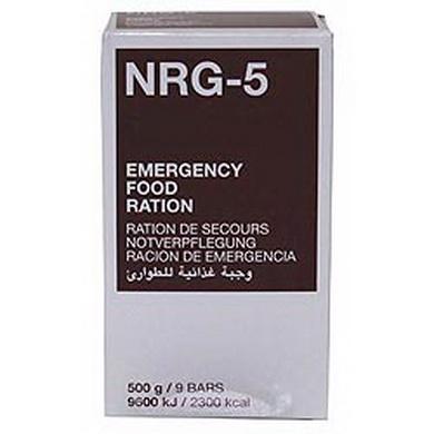 Nouzov� d�vka potravy NRG-5 500 g