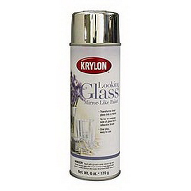 Barva spray KRYLON Looking Glass Mirror / Zrcadlo