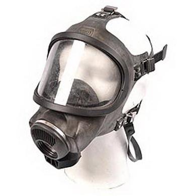 Maska plynová MSA AUER 3 S + filtr použité