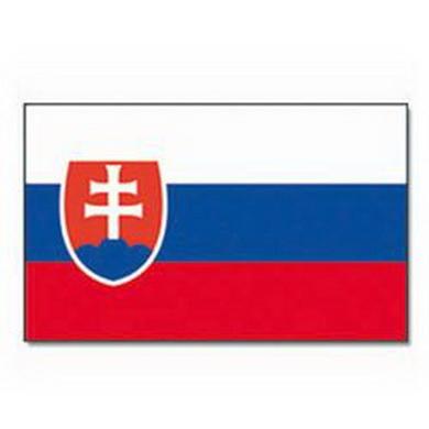 Vlajka na tyèce SLOVENSKO 30x45cm