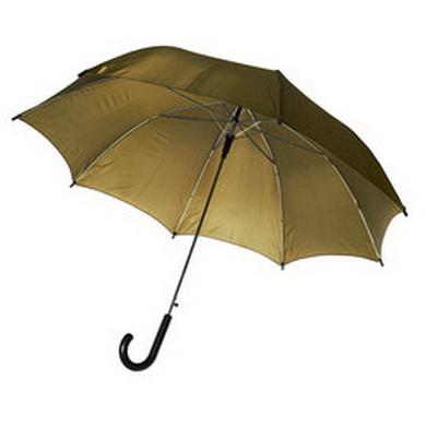 Deštník pevný ZELENÝ