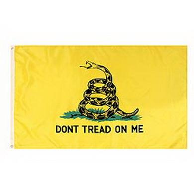 Vlajka Don t Tread On Me 60 x 90 cm