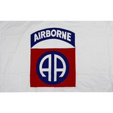 Vlajka AIRBORNE AA 82e DIVISION