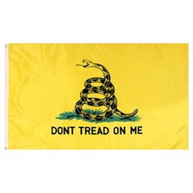 Vlajka DON T TREAD ON ME 90 x 150 cm