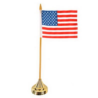 Vlajeèka USA se stojánkem