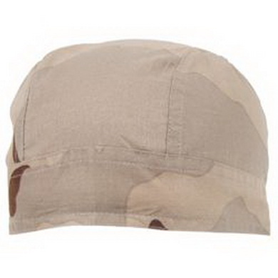 Šátek HEADWRAP 3-COL DESERT