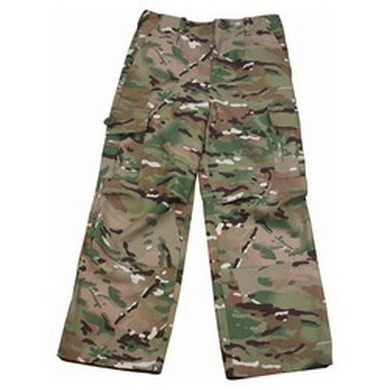 Kalhoty COMBAT dìtské MULTICAM