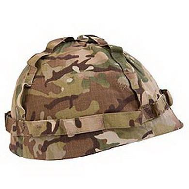 Helma US-STYLE plastová maskování BTP - vel.53-60 cm