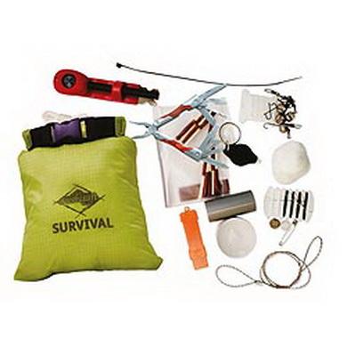 Balíèek pro pøežití záchranná sada Survival Essential BCB