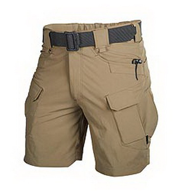 Kra�asy OUTDOOR TACTICAL 8,5 MUD BROWN - zv�t�it obr�zek