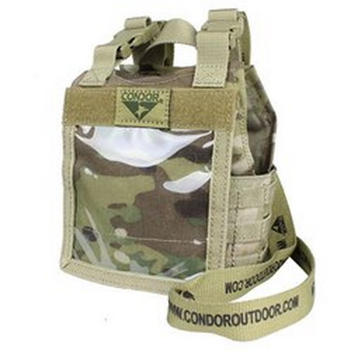 Pouzdro Mini Exo ID Panel MULTICAM