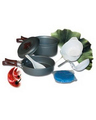 Jídelní nádobí ALU ELOX pro 2 osoby