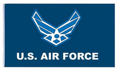 Vlajka U.S.AIR FORCE
