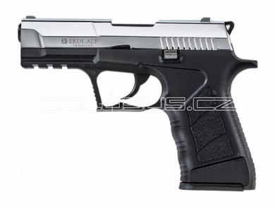 Plynová pistole Ekol Alp chrom cal.9mm  - zvìtšit obrázek