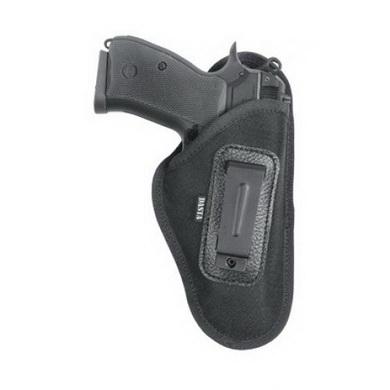 Pouzdro vnitøní DASTA 828 na pistoli pravé ÈERNÉ - zvìtšit obrázek