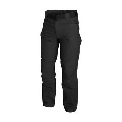 Kalhoty URBAN TACTICAL rip-stop ÈERNÉ - zvìtšit obrázek