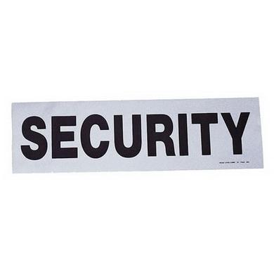 Nášivka reflexní SECURITY - zvìtšit obrázek