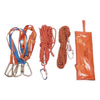 Slaòovací popruhy + 2 lana použité - zvìtšit obrázek
